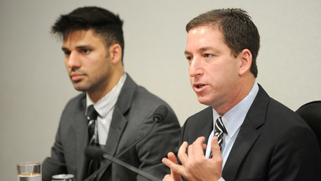 Greenwald to publish more revelations, claims threats from US and UK | Saif al Islam | Scoop.it