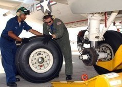 Shipping Aircraft Tire Assembly by Air-Sterling Global Aviation Logistics | Aviation Logistics | Scoop.it