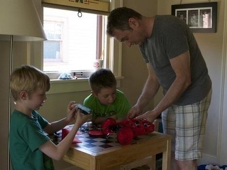 Roby, un robot impreso en 3D para aprender con Arduino   tecno4   Scoop.it
