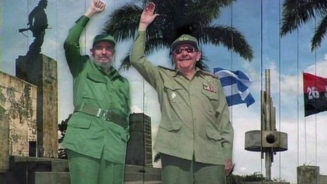 After Castro: The man tipped to lead Cuba | Coveting Freedom | Scoop.it
