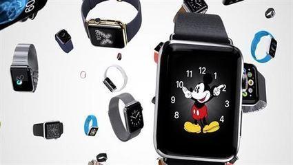 Apple Watch usará el contacto con la piel como medida de seguridad - Europa Press | Piel | Scoop.it