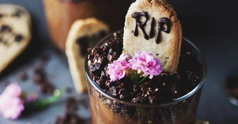 20 Vegan Halloween Treat Recipes That Are So Delicious, It's Scary | Vegan Food | Scoop.it