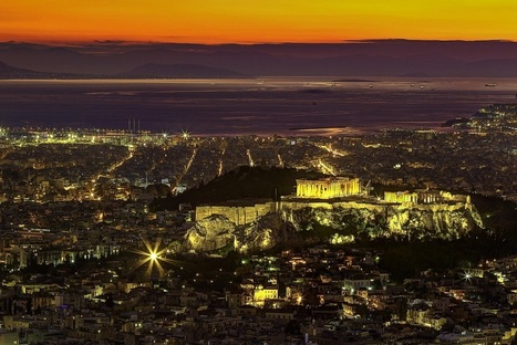 Breathtaking Photo of Athens at Twilight » The Amazing Pictures | Inspirational Photography to DHP | Scoop.it