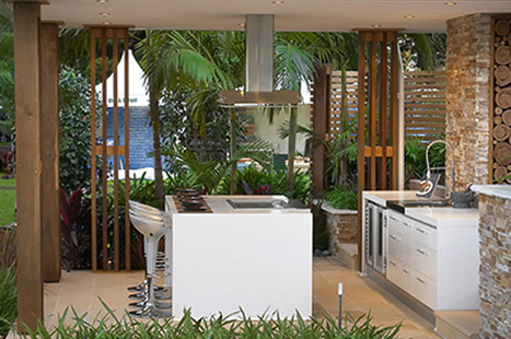 Custom Designed Outdoor Kitchens From Sydney Australia | More Custom Designed Kitchens that will surely Struck You | Scoop.it