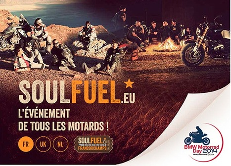 SOULFUEL: l'événement de TOUS les motards !   Voyages et balades à moto   Scoop.it