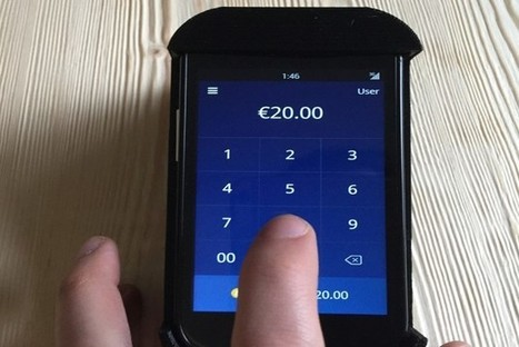 German Startup Gives Away 3D-Printed Bitcoin Payment Terminals | bitcoin business | Scoop.it