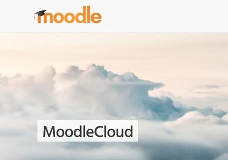 MoodleCloud, votre espace personnel de formation en ligne | TICE, Web 2.0, logiciels libres | Scoop.it