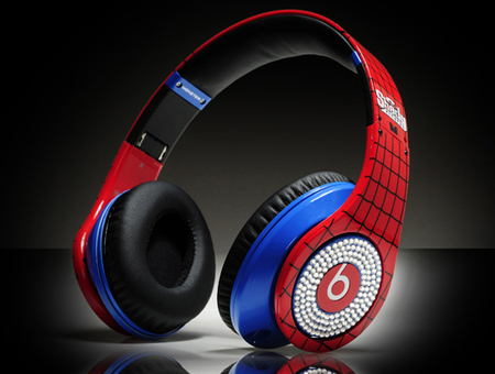 Eye-catching Beats By Dr. Dre Studio Spider-Man Limited Edition Diamond_hellobeatsdreseller.com | Beats Limited Edition Diamond_hellobeatsdreseller.com | Scoop.it