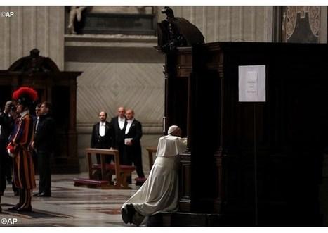 Pápež píše liturgistom o sviatosti pokánia: Sme zmierení, aby sme uzmierovali | Správy Výveska | Scoop.it