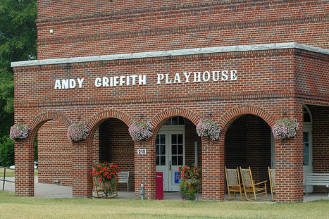 The Surry Arts Council - Mount Airy, NC | Things to do in Mayberry! | Scoop.it