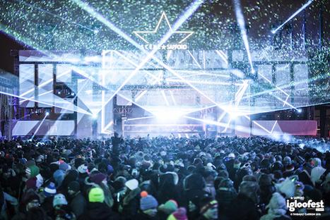 Igloofest 2015   Festivals Audiovisuels VJing   Scoop.it