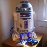 R2-D2 Xbox 360 Casemod Could Have Helped Anakin Lighten Up | All Geeks | Scoop.it