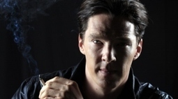 'Sherlock' and 'Star Trek': Benedict Cumberbatch lights it up | VI Geek Zone (GZ) | Scoop.it