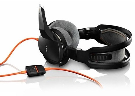 Harman rolls out AKG GHS-1 gaming headset | All Geeks | Scoop.it