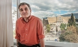 Euclid Tsakalotos: Greek finance minister on the hard path of post-bailout reform | European Political Economy | Scoop.it