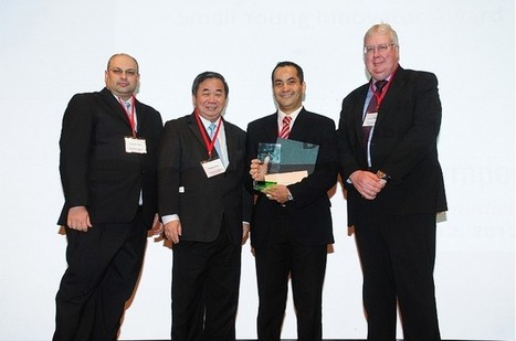 Professors Ali Khademhosseini and Hua Zhang win 2012 Small Young Innovator Awards | NanoMedicine Revolution | Scoop.it