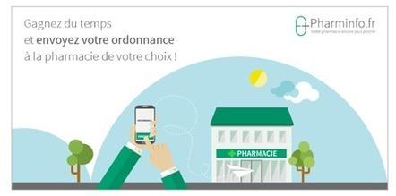 Envoi d'ordonnance par mobile avec Pharminfo - Buzz-esanté | senegal sante | Scoop.it