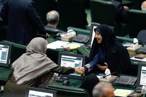 Irã inaugura primeiro parlamento da história com mais mulheres que clérigos | Saif al Islam | Scoop.it