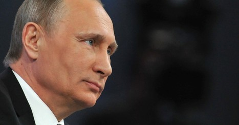 Putin: EU sanctions are 'theater of the absurd' | Saif al Islam | Scoop.it