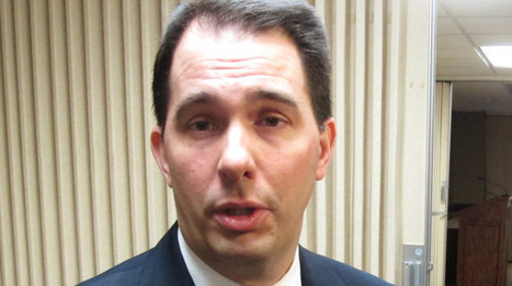 Walker And His'Inner Circle' Used Secret Email System | Upsetment | Scoop.it