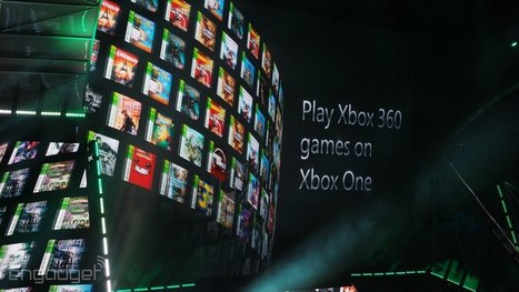 Here's how Xbox One backward compatibility works | Digital TV | Scoop.it