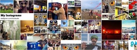 Statigram ~ Helping your Brand Instagram Better... | Evolution et développement | Scoop.it