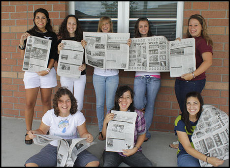 Report Writing Lesson: Class Newspaper Teams Part 2 – Writing the articles | English Help page | Scoop.it
