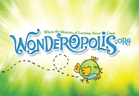 "Wonderopolis: Fascinating site with great visual prompts to ""hook"" students into inquiry and research 