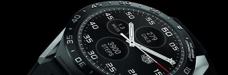 TAG Heuer présente sa nouvelle montre connectée baptisée Connected | Social Network & Digital Marketing | Scoop.it