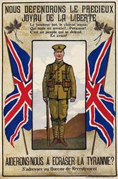 Soldats de la Première Guerre mondiale - CEC - Bibliothèque et Archives Canada | Nos Racines | Scoop.it