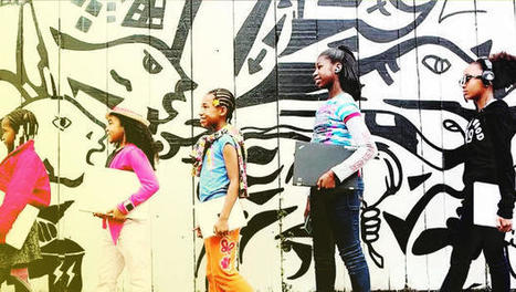 Black Girls Code Is Moving Into Google's New York Offices | Daily Clippings | Scoop.it