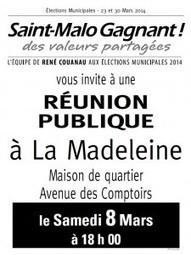 Réponse à la lettre ouverte de « A vélo Malo - Saint-Malo Gagnant! | Saint Malo 2014 | Scoop.it
