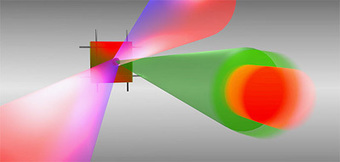 Chirped laser pulses could deliver high-quality ion beams | Amazing Science | Scoop.it