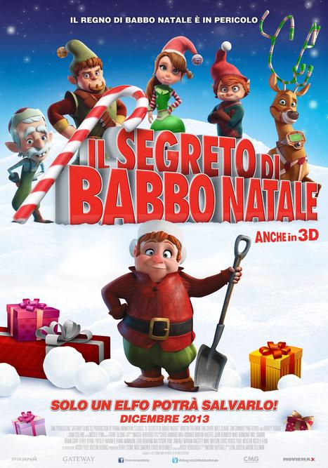 Il Segreto di Babbo Natale scheda film | NewsCinema | NewsCinema | Scoop.it
