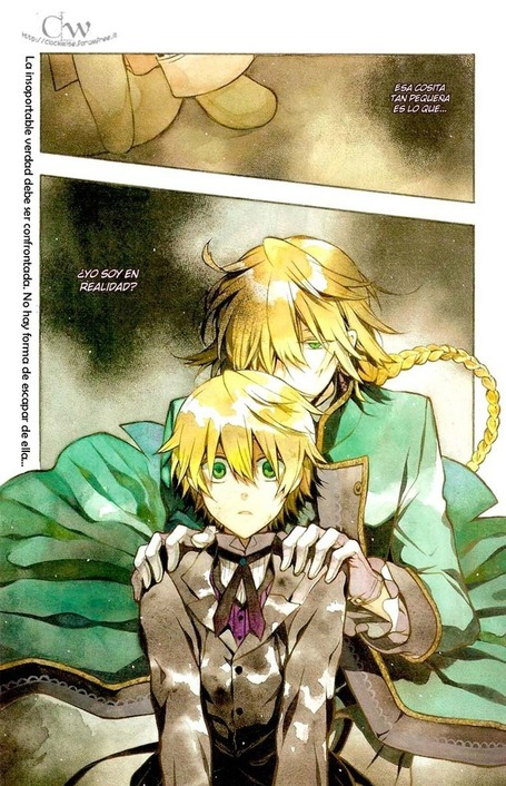 Pandora Hearts - Capitulo 71 - 2 - Animextremist | Bitácora de Kamelot | Scoop.it