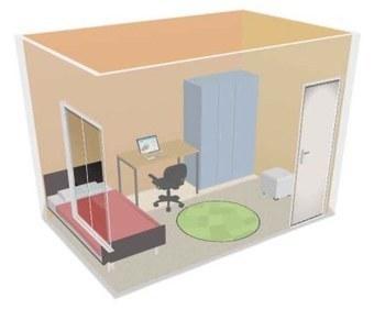 Plano habitaci n tecno4 for Plano habitacion online