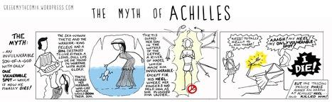 The Myth of Achilles, Part 1 | Mitología clásica | Scoop.it