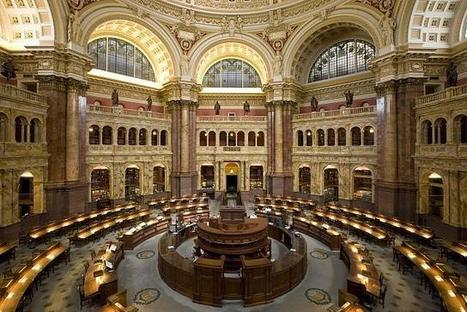 How Teachers Can Leverage The Library of Congress - Edudemic   Professional Learning for Busy Educators   Scoop.it