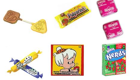 Dulces que amamos en nuestra infancia (Nuestras muelas tapadas los recuerdan me...) | Temas varios de Edu | Scoop.it