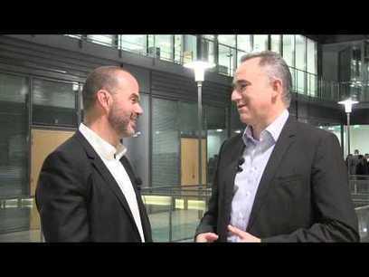 Interview de Thierry Legrand, président d'EURUS, aux Trophées Marketing Profession Comptable 2014   La Boite à Franchise   Scoop.it