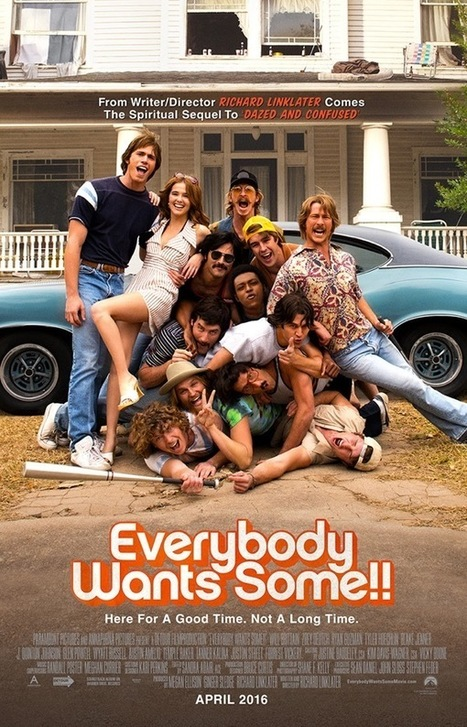 """Everybody Wants Some"": Lesser Linklater 
