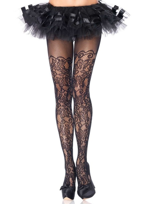 Leg Avenue Floral Vine Net Pantyhose | Tights, Stay Ups, Hold Ups Sexy Tights | Scoop.it