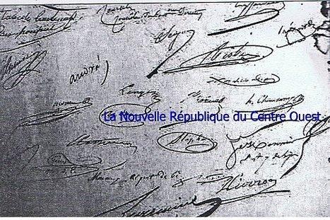 Lettre d'un maire flagorneur à Napoléon III (Thouars, Deux-Sèvres 1852) | GenealoNet | Scoop.it
