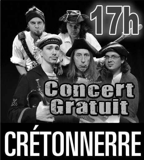 Deux jours de festivités les 14 et 15 août Acremont (Bertrix) concert gratuit de Cré Tonnerre à 17 h. | Cré Tonnerre | Scoop.it