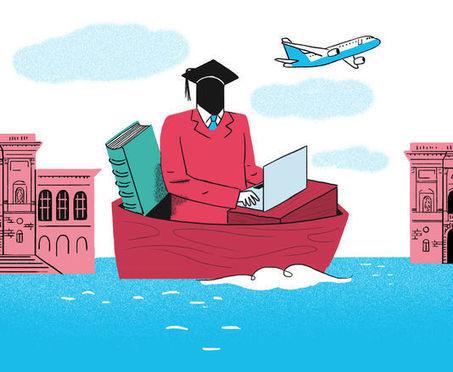 La formation continue, tournant majeur pour l'enseignement supérieur | Enseignement Supérieur et Recherche en France | Scoop.it