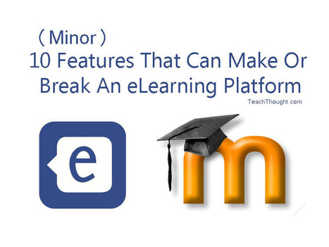 10 Minor Features That Can Make Or Break An eLearning Platform | Learning Happens Everywhere! | Scoop.it