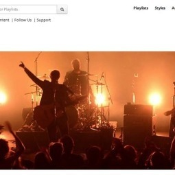 Promote your band or your brand with playlists on OnePlaylist... | OnePlaylist | Scoop.it