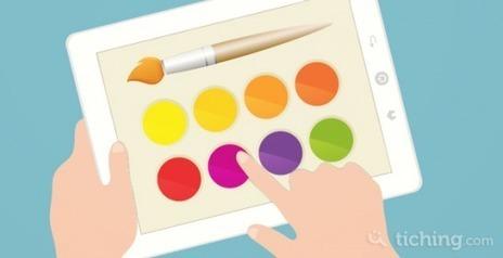 7 geniales apps para aprender a dibujar | El Blog de Educación y TIC | ARTE, ARTISTAS E INNOVACIÓN TECNOLÓGICA | Scoop.it