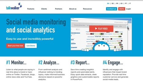 Talkwalker: dall'ascolto all'analisi, al reporting | Social media culture | Scoop.it