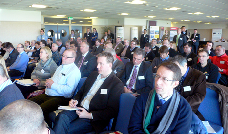 Restarting the Market roadshow reflects buoyant industry mood | Solar PV | Scoop.it